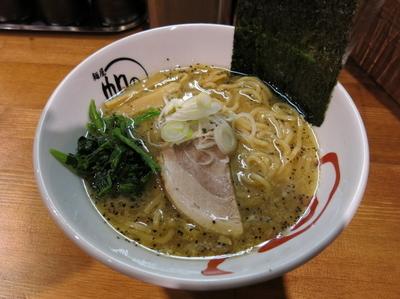 「元祖家白湯麺:780円」@元祖家白湯 帆のるの写真