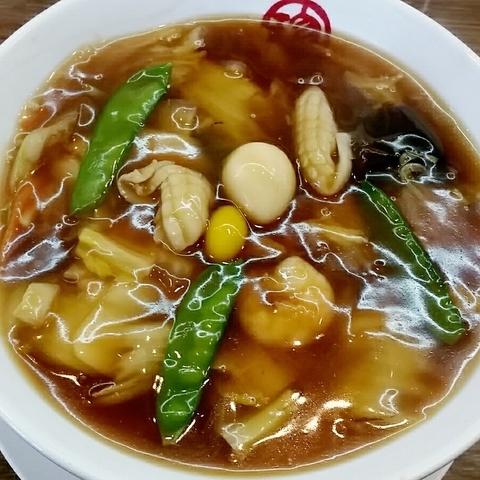 「走召うまに麺 770円(2月末迄)」@珍來 石岡店の写真
