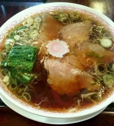 「チャーシューメン」@こだま食堂の写真