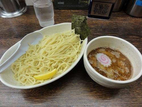 「つけ麺580円(通常680円)大盛無料」@らーめん 吟太の写真