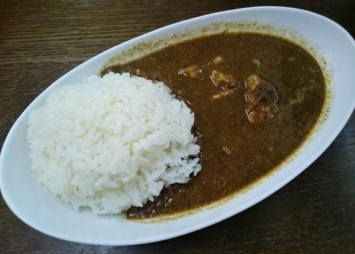 「チキンカレー(Bセット) 1600円」@気ままなキッチン パスカレッソの写真