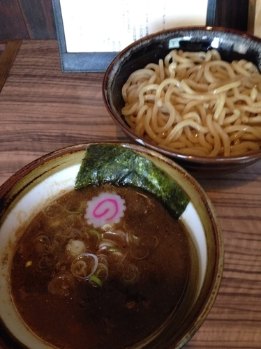 「つけ麺」@麺屋 英の写真