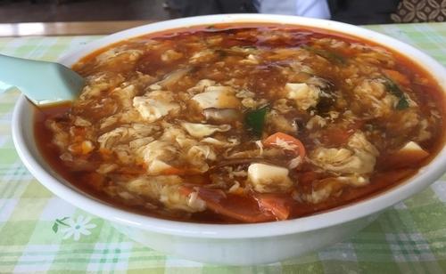 「スーラータンメン」@麺來の写真