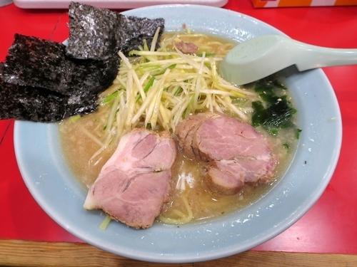 「かいざんラーメン 800円 ※麺硬め」@かいざん 西船橋店の写真