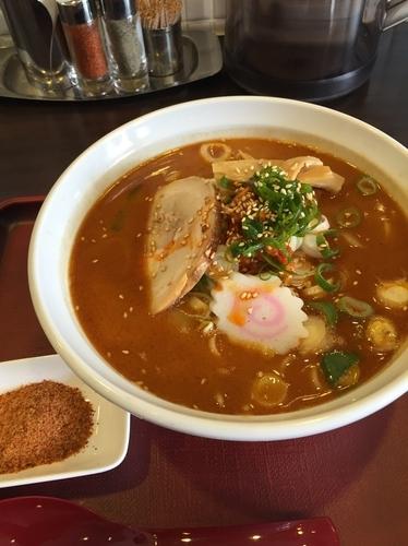 「とんから麺 830円」@三ツ山製麺工場 ラーメン事業部の写真