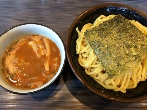 「つけ麺  850円」@めん屋 桔梗 阿佐ヶ谷店の写真