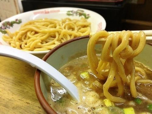 「つけ麺(720円)」@中華 つけ麺 はるきの写真