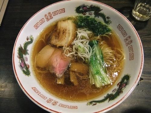 「【数量限定】鶏そば(800円)」@製麺処 蔵木の写真