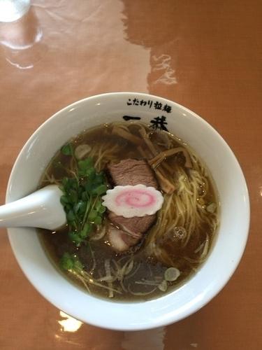 「ラーメン 730円」@こだわり拉麺 一恭の写真