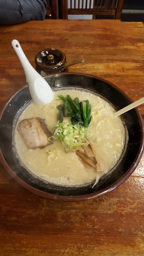 「味噌らーめん大盛780円」@小松屋の写真