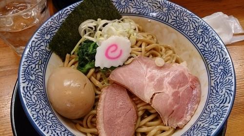 「ぱすた~麺+味玉」@麺匠 而今の写真