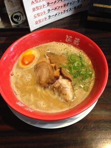 「鶏醤油ラーメン」@麺蔵 ひの屋の写真