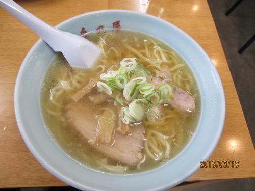 「ラーメン」@青竹手打麺 餃子 岳乃屋の写真