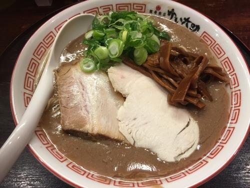 「極豚」@豚骨商店 ゆい六助 上田店の写真