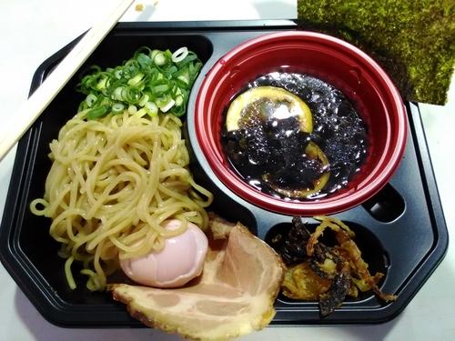 「わったー那覇めし限定 黒糖しょうゆつけ麺」@麺や偶 もとなり 久茂地店の写真