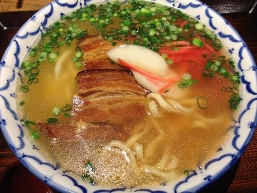 「沖縄ソバ」@沖縄料理 なんくるないさー 錦糸町店の写真
