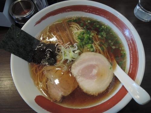 「中華そば醤油」@麺処 まるは BEYONDの写真