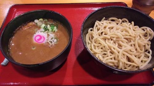 「味噌つけ麺(チャーシュー付)」@中華そばつけ麺 魚介の達人 久兵衛 取手店の写真