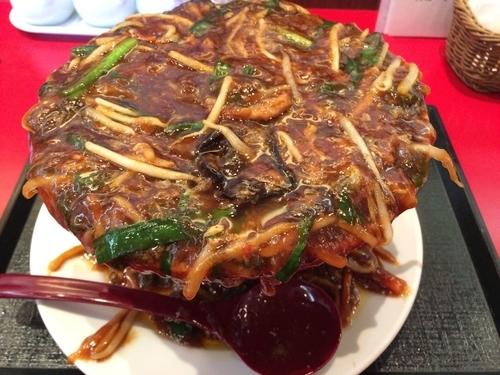 「酸辣湯麺 810円」@中華食堂 天海の写真