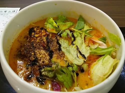 「特製TANTAN麺」@蔭山樓 ららぽーと富士見店の写真