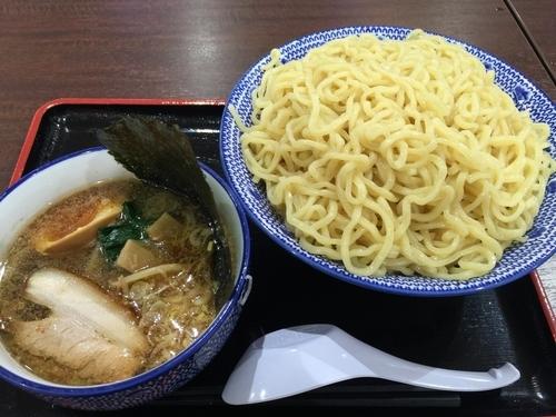 「つけめん(特盛)」@ちゃーしゅうや武蔵 イオン南松本店の写真