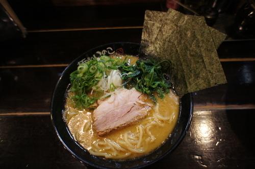 「ラーメン(醤油)」@麺処いのこ 赤塚店の写真