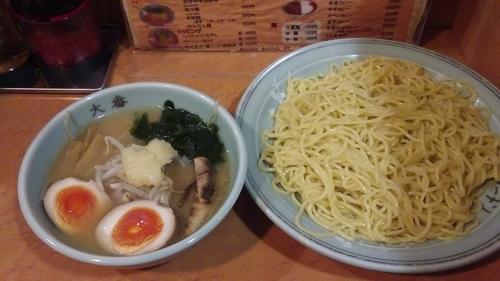 「特製つけ麺」@大番 下赤塚店の写真