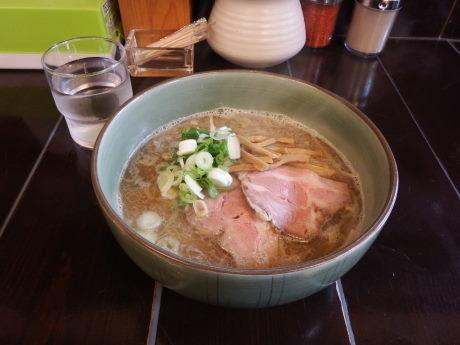 「中華そば(味噌)」@麺 風来堂の写真