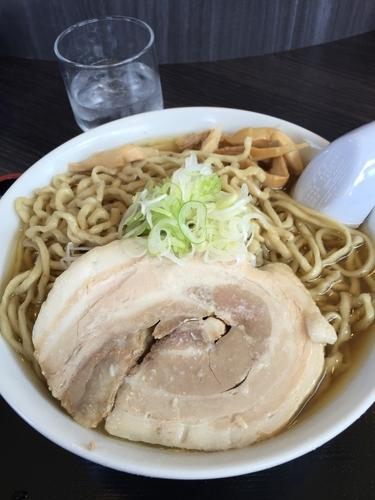 「らー麺(大) 680円」@自家製太麺渡辺の写真