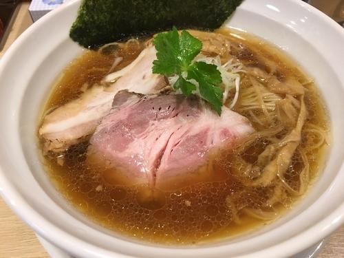 「醤油そば」@麺屋壱心の写真