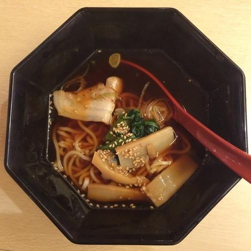 「富山ブラック 270円」@PREMIUM海王 都筑インター店の写真
