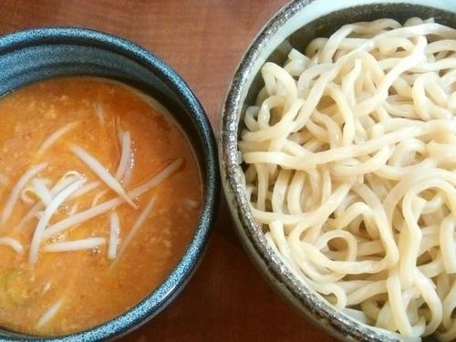 「味噌つけ麺(大盛)」@麺屋 きよしの写真