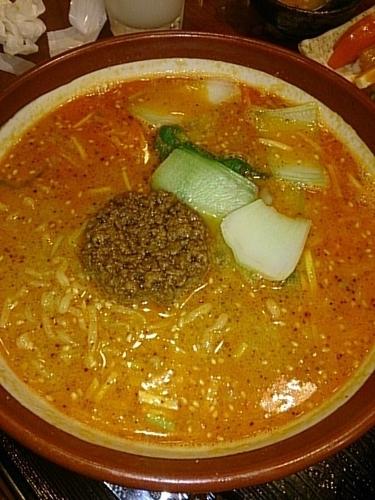 「担々麺」@チャイナ厨房 雪村 土浦店の写真