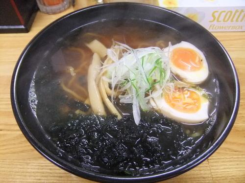 「【限定】三陸昆布の淡麗磯玉(800円)」@麺処福吉ATSUSHIの写真