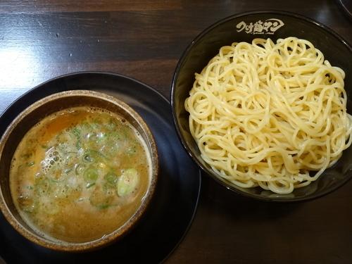 「あっさりつけ麺」@つけ麺マン 百万遍本店の写真