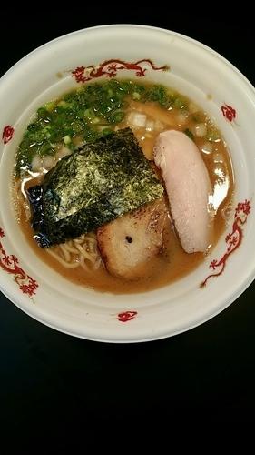 「濃厚鶏白湯魚介そば」@大つけ麺博 presents 最強ラーメンFes,の写真