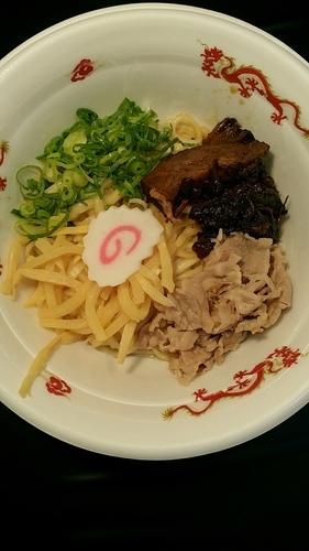 「旨塩まぜそば」@大つけ麺博 presents 最強ラーメンFes,の写真