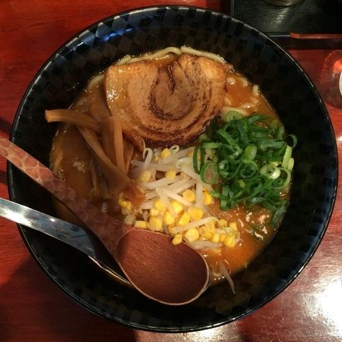 「【限定30食】 味噌らぁめん800円」@小杉らぁめん 夢番地の写真