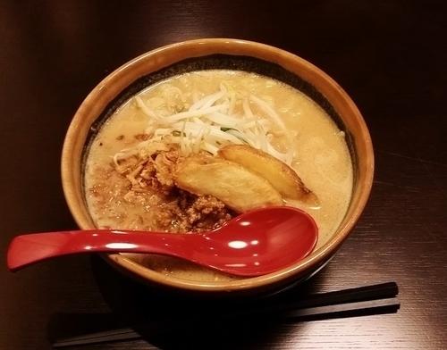 「北海道味噌らーめん」@麺場 田所商店 潮来店の写真