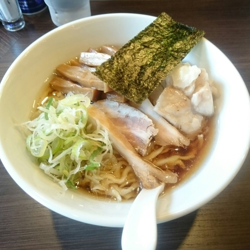 「りょうちゃんラーメン @750円限定」@麺処 まるは BEYONDの写真
