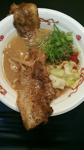 「神の肉みそ」@大つけ麺博 presents 最強ラーメンFes,の写真