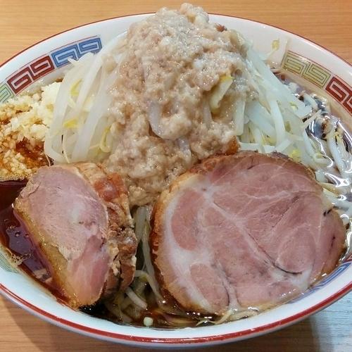 「正油」@らー麺 シャカリキの写真