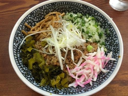 「臺灣乾麺」@良温(Ra-on)の写真