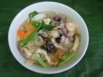 「海鮮健美湯麺」@百香亭 守谷店の写真
