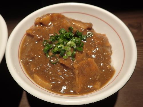 「継ぎ足しカレー丼(250円)」@つけ麺 一燈の写真