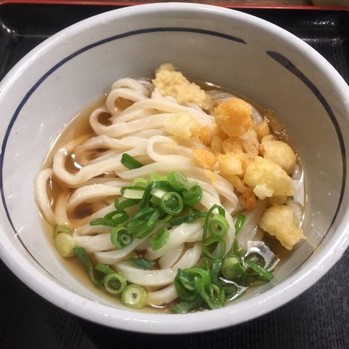「冷並ぶっかけ(¥300)」@おにやんま 新橋店の写真