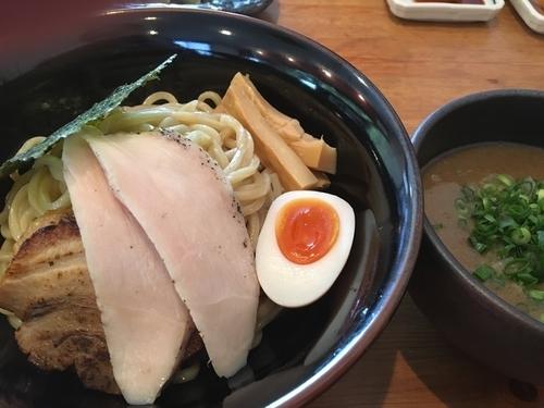 「つけ麺800円」@麺や 飛来の写真