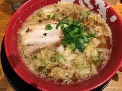 「鶏醤ラーメン」@ラーメン まこと屋 心斎橋本店の写真