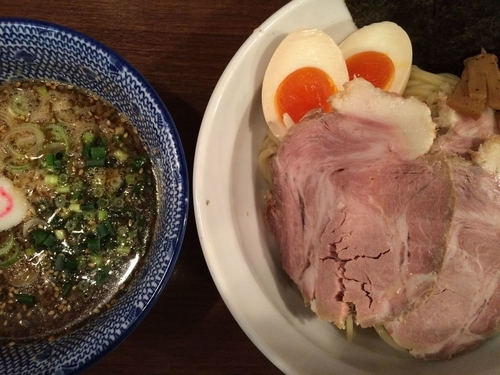 「特製つけ麺 1000円」@ラーメン 麺や亮の写真