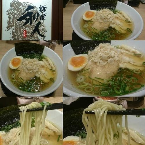 「和人ラーメン」@麺屋 和人 天王寺北口本店の写真